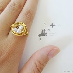 Bird Nest Ring
