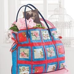 Rose Windows Bag