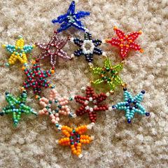 Beaded Star(S)