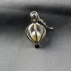 Pearl Cage Pendent