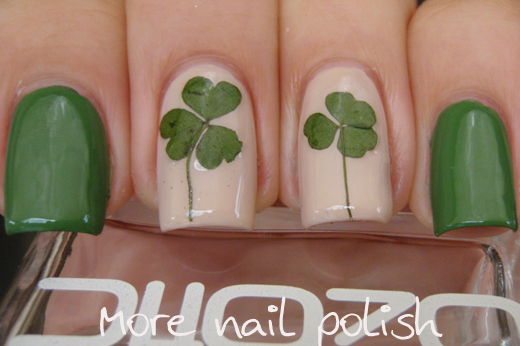 Pressed Flower Nail Art How To Paint Patterned Nail Art Beauty