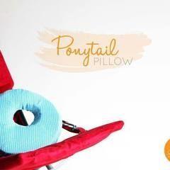 Ponytail Pillow