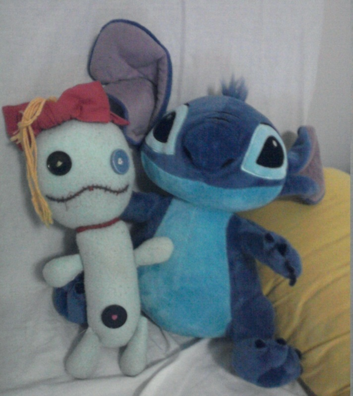 Lilo Amp Stitch S Scrump Voodoo Doll 183 A Doctor Who