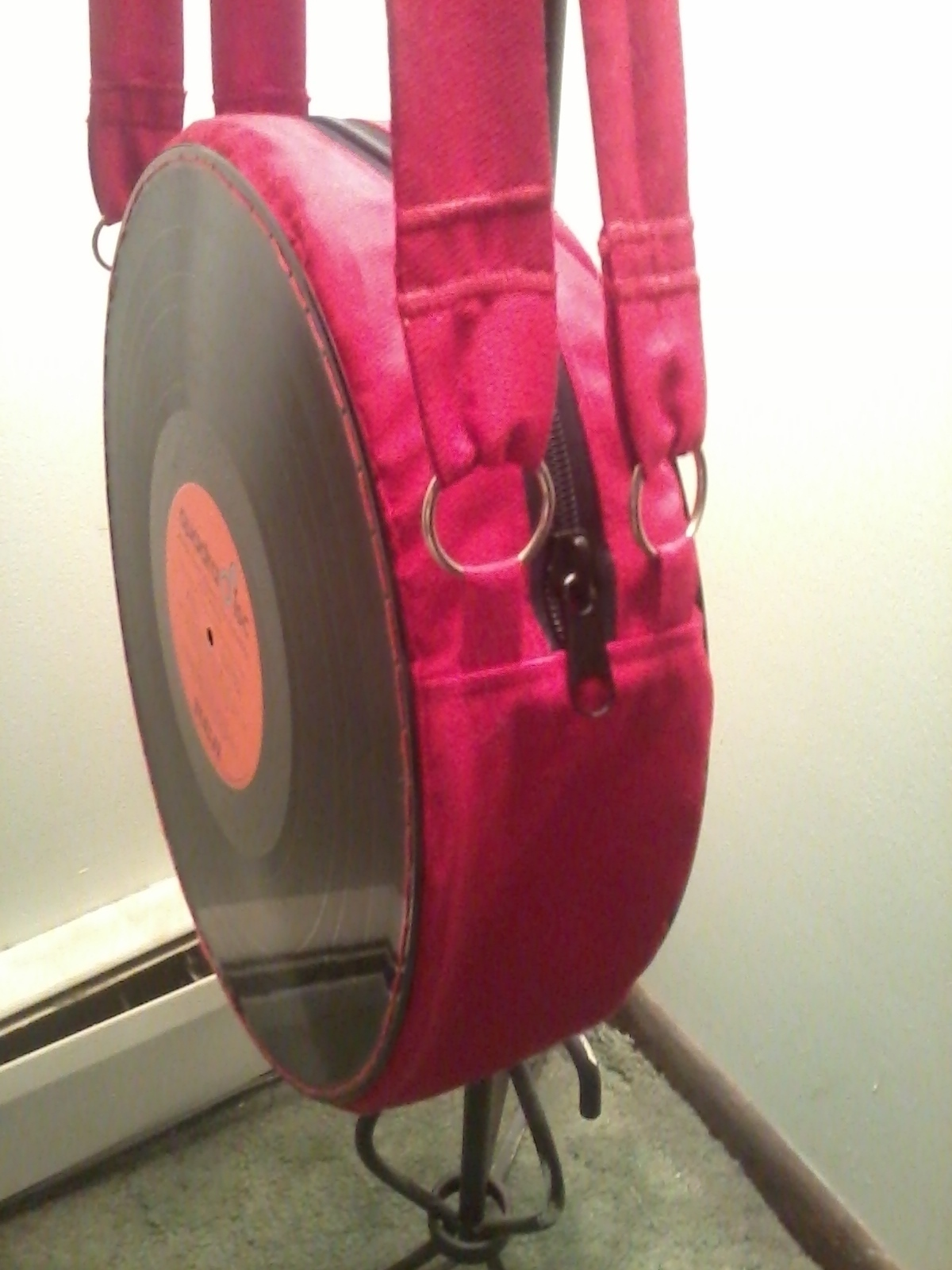 Vinyl Record Bag Step By Step 183 How To Make A Vinyl Record