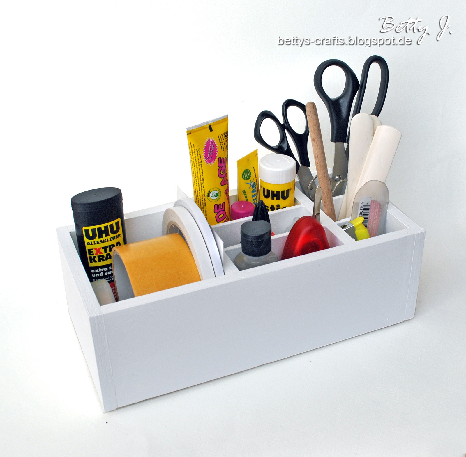 DIY Desktop Organizer With Simple Video Tutorial Free Pictures On How To Make