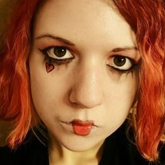 Emilie Autumn Makeup