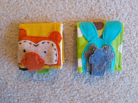 .  Sew a fabric animal pouch in under 120 minutes by needleworking Inspired by gifts. Version posted by zoë. Difficulty: 3/5. Cost: Cheap.