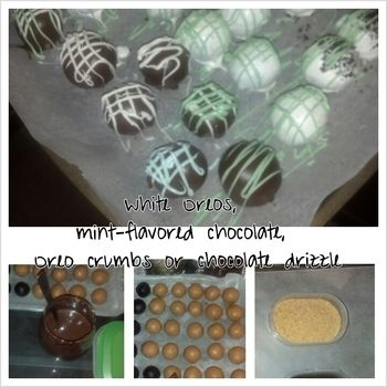 .  Bake a batch of Oreo balls in under 20 minutes by baking Version posted by DeVina D. Difficulty: Simple. Cost: Absolutley free.