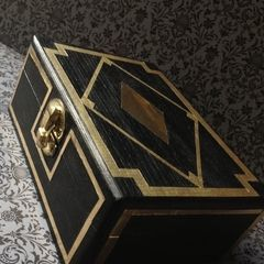 Gatsby Inspired Jewelry Box