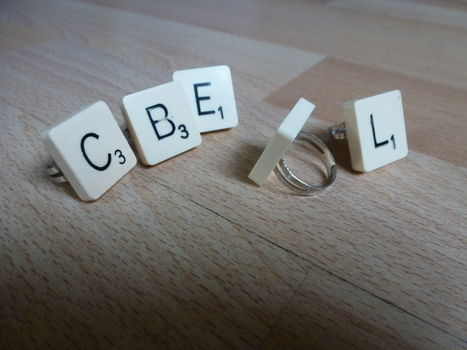 .  Make a scrabble ring by jewelrymaking Inspired by clothes & accessories. Version posted by . Difficulty: Easy. Cost: Cheap.