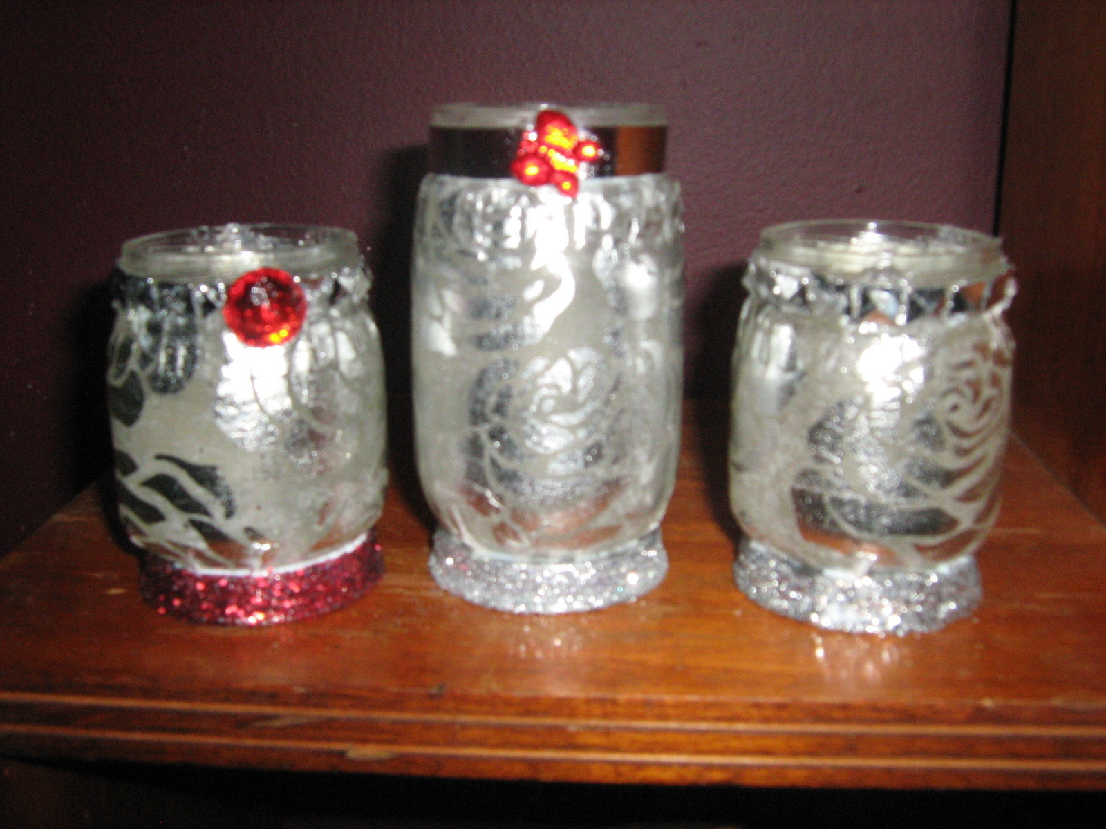 Candle Holders 183 A Votive Candle Holder 183 Decorating On