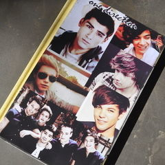 Fabulous One Direction Diy Journal