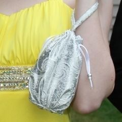 Drawstring Wristlet