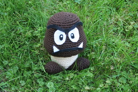.  Sew a computer game plushie in under 90 minutes Inspired by super mario. Version posted by Nancy!. Difficulty: Simple. Cost: Cheap.