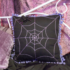 Spiderweb Cushion