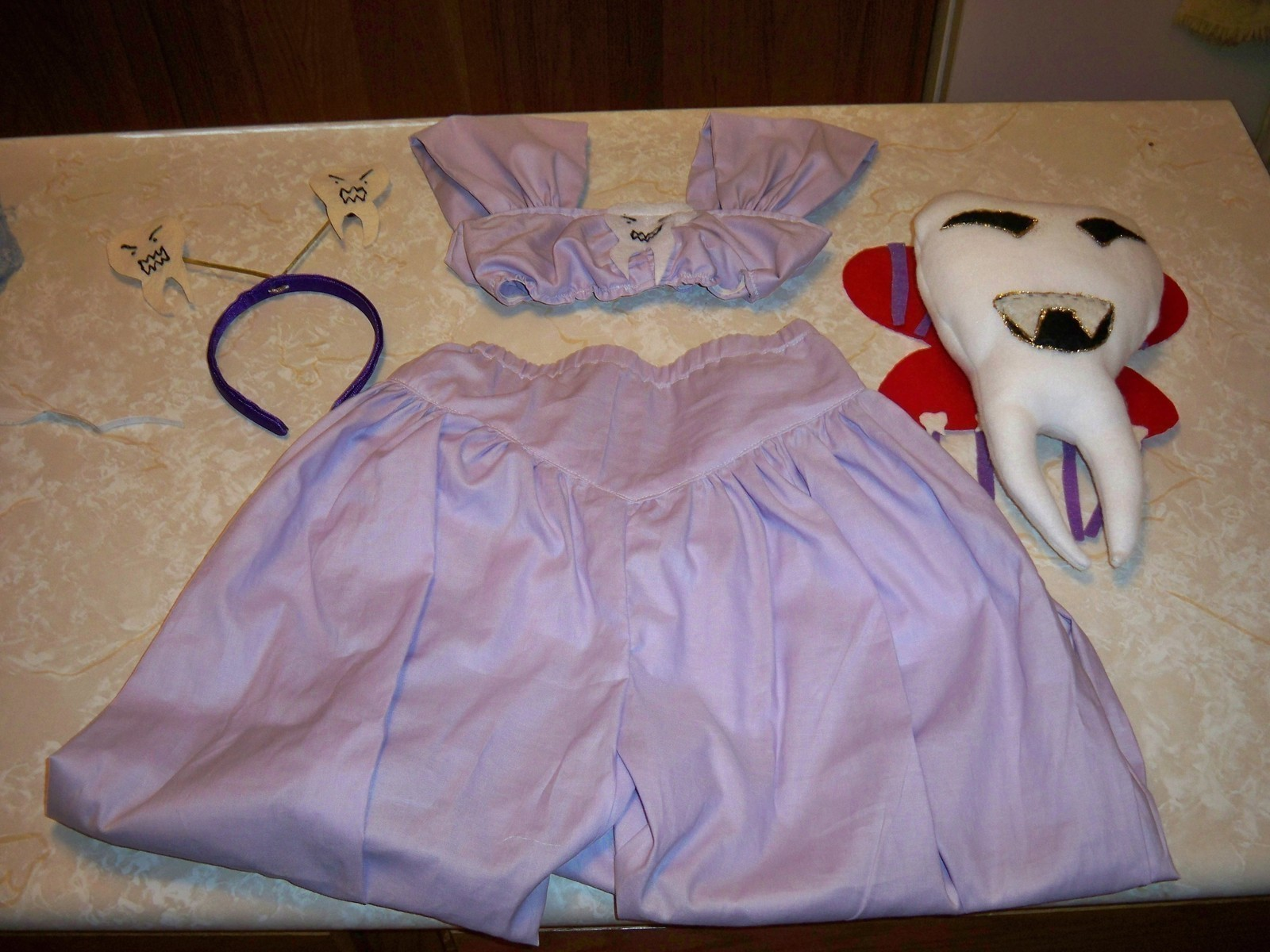 Easy jasmine costume