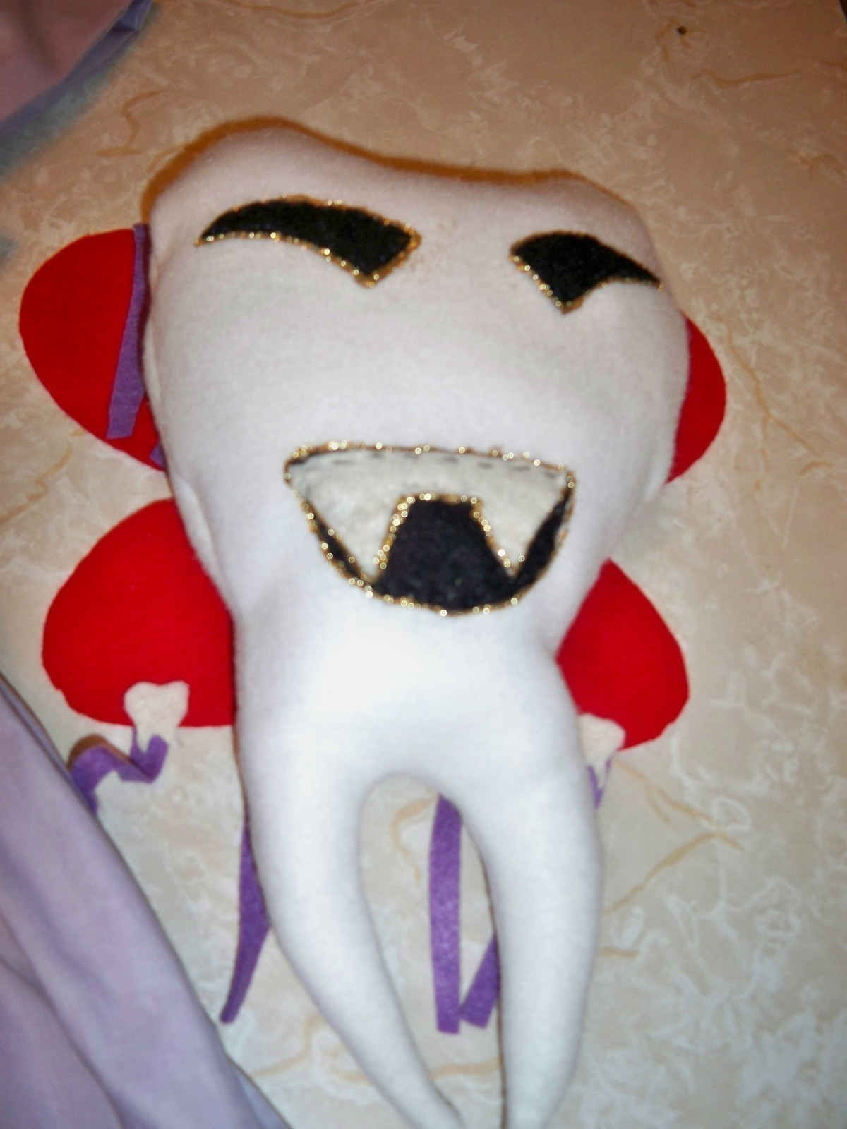 The Evil Tooth Fairy · An Chracter Costume · Sewing and ...