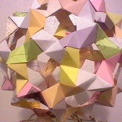 Hexagon Pentagon Origami
