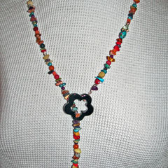 Square necklace for vickie