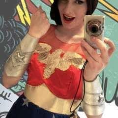 Wonder Woman Dress