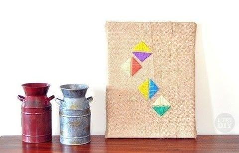 Medium 105233 2f2014 11 01 030727 wall art geometric stitching on burlap 007