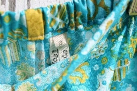 Sew your own pajama shorts .  Free tutorial with pictures on how to make pyjamas / a nightie in under 60 minutes by sewing and machine sewing with fabric and elastic. How To posted by Liesl M.  in the Sewing section Difficulty: Simple. Cost: Cheap. Steps: 15
