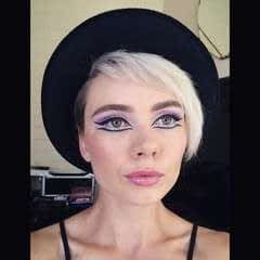 Twiggy Makeover Makeup Tutorial
