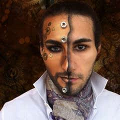 Steampunk Hero Makeup Tutorial
