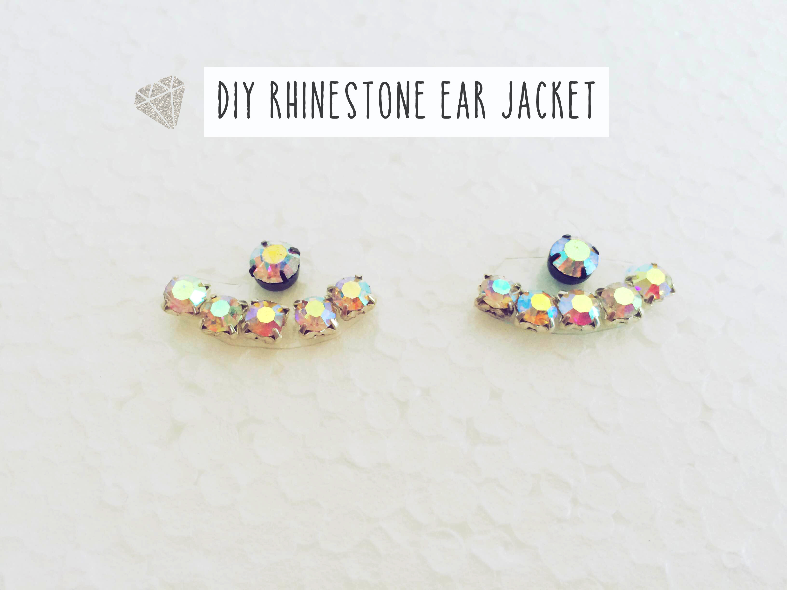 tutorials diy stud earring mad in thumb crafts earrings