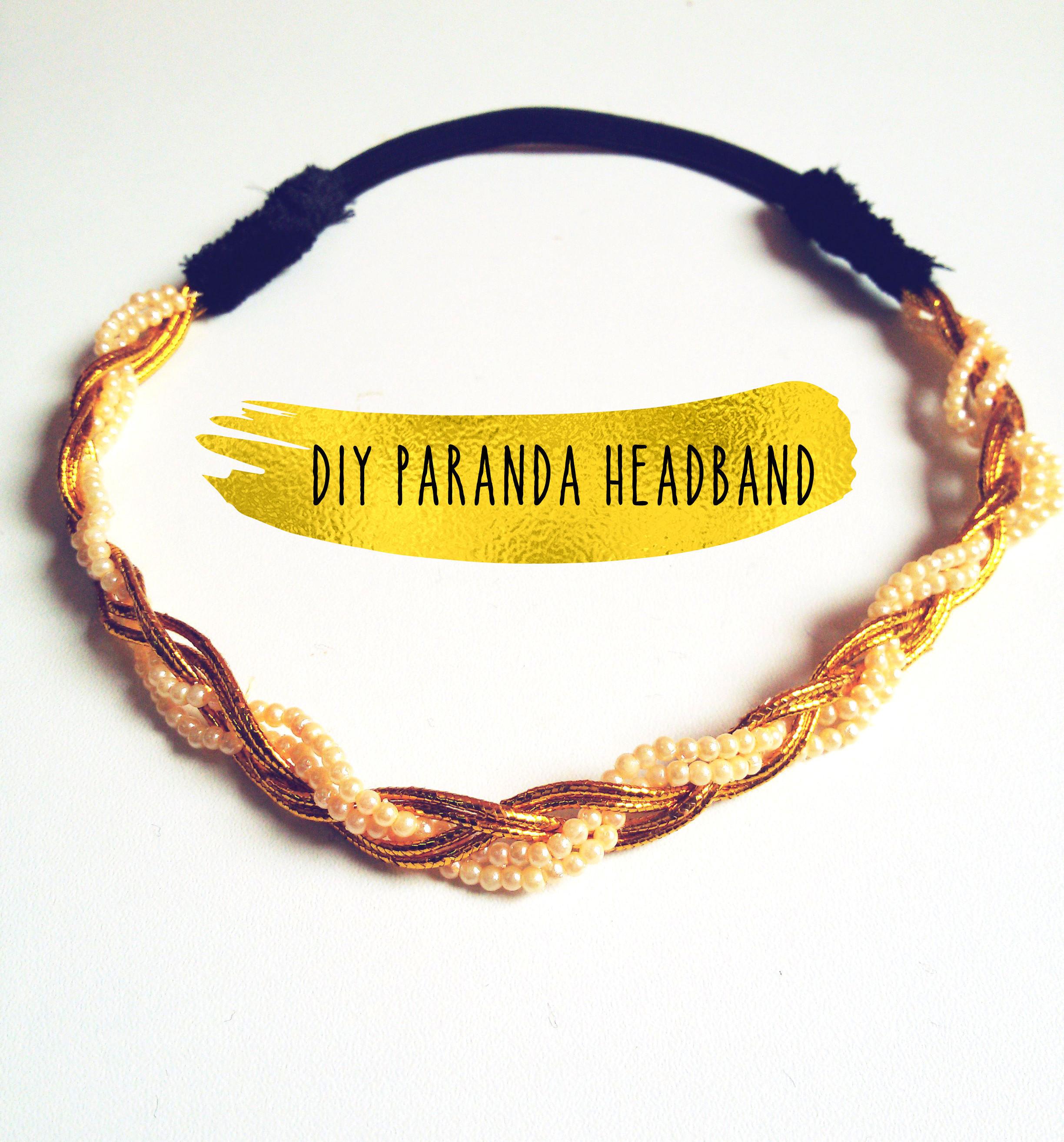 How to make hairbands headbands craft tutorials and inspiration diy paranda headband izmirmasajfo Gallery
