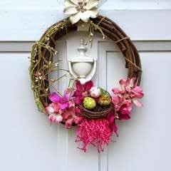 Make A Whimsical Wreath