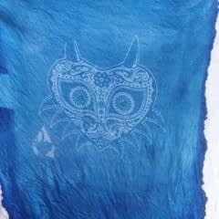 Cyanotyping On Fabric