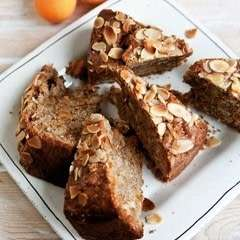 Yogurt, Almond And Apricot Cake