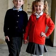 School Cardigans