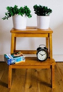 Ikea Bekvam stool makeover .  Free tutorial with pictures on how to make a stool in under 60 minutes by decorating with stool, wood varnish, and paint brush. How To posted by seefoodplay.  in the Home + DIY section Difficulty: Simple. Cost: Cheap. Steps: 3