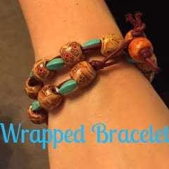 Wrapped Boho Bracelet