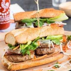 Bánh Mì Burger