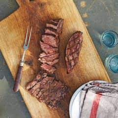 Double Grilled Flank Steak