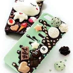 Chocolate Delight Phone Case
