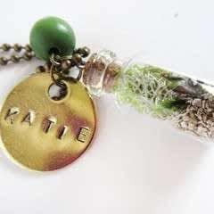 Makers Kit: Terrarium Necklace