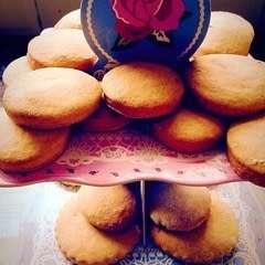 Shrewsbury Cake (Biscuits)