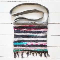Rag Rug Bag