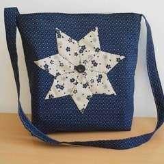 Paper Piecing Star Bag