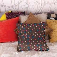 Pompom Pillow