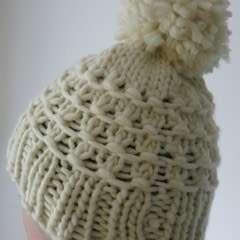 Cloud Cover Hat