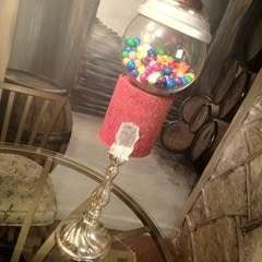 Barry's Bubblegum Ball Machine