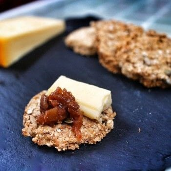 Haggis & whisky spiced oatmeal crackers! .  Free tutorial with pictures on how to bake a cracker in under 25 minutes by cooking and baking with flour, oats, and seeds. Inspired by scottish. Recipe posted by Cat Morley.  in the Recipes section Difficulty: Simple. Cost: No cost. Steps: 4