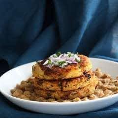 Potato Quinoa Patties