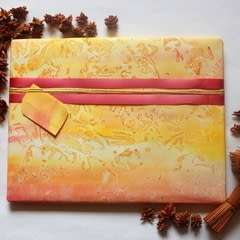 4 ways to make wrapping paper!