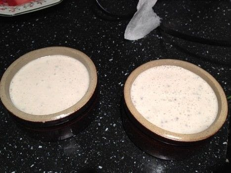 .  Cook a chia pudding in under 60 minutes Version posted by Markee R. Difficulty: Simple. Cost: Cheap.